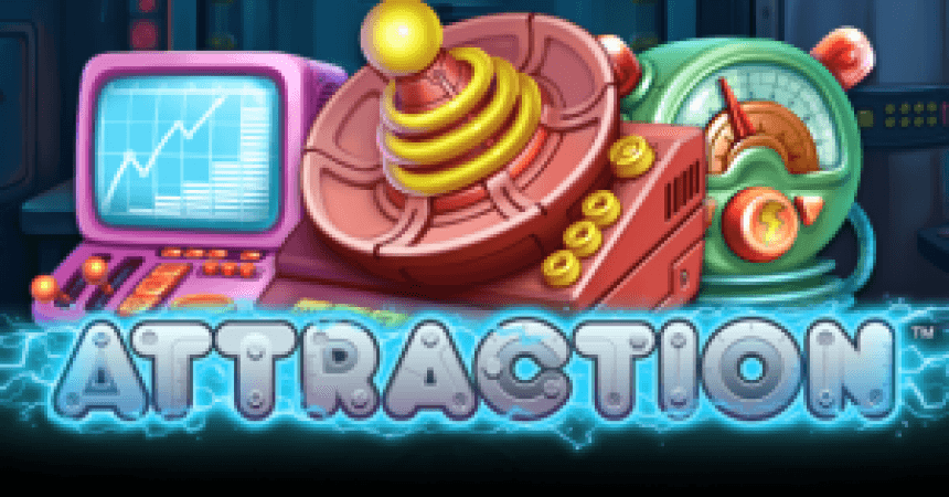 Attraction video slot x