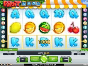 FruitShopSlot