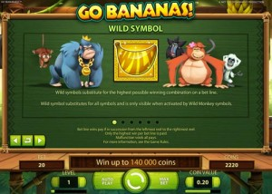 Go-Bananas-Slot-Wilds