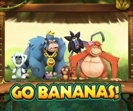 Go bananas video slot x