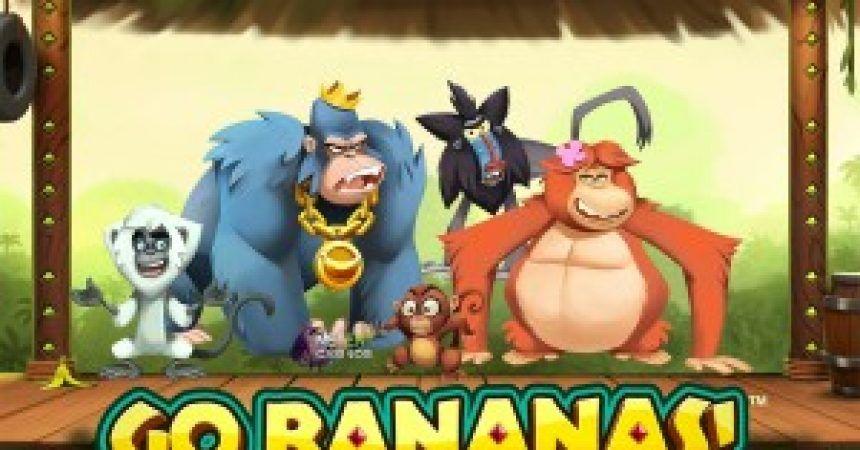 Go bananas video slot x
