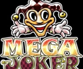 Mega joker slot x
