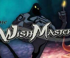 Wish master slot logo