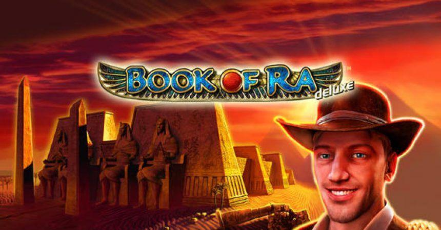 Spela Book of Ra slot på Casumo.com