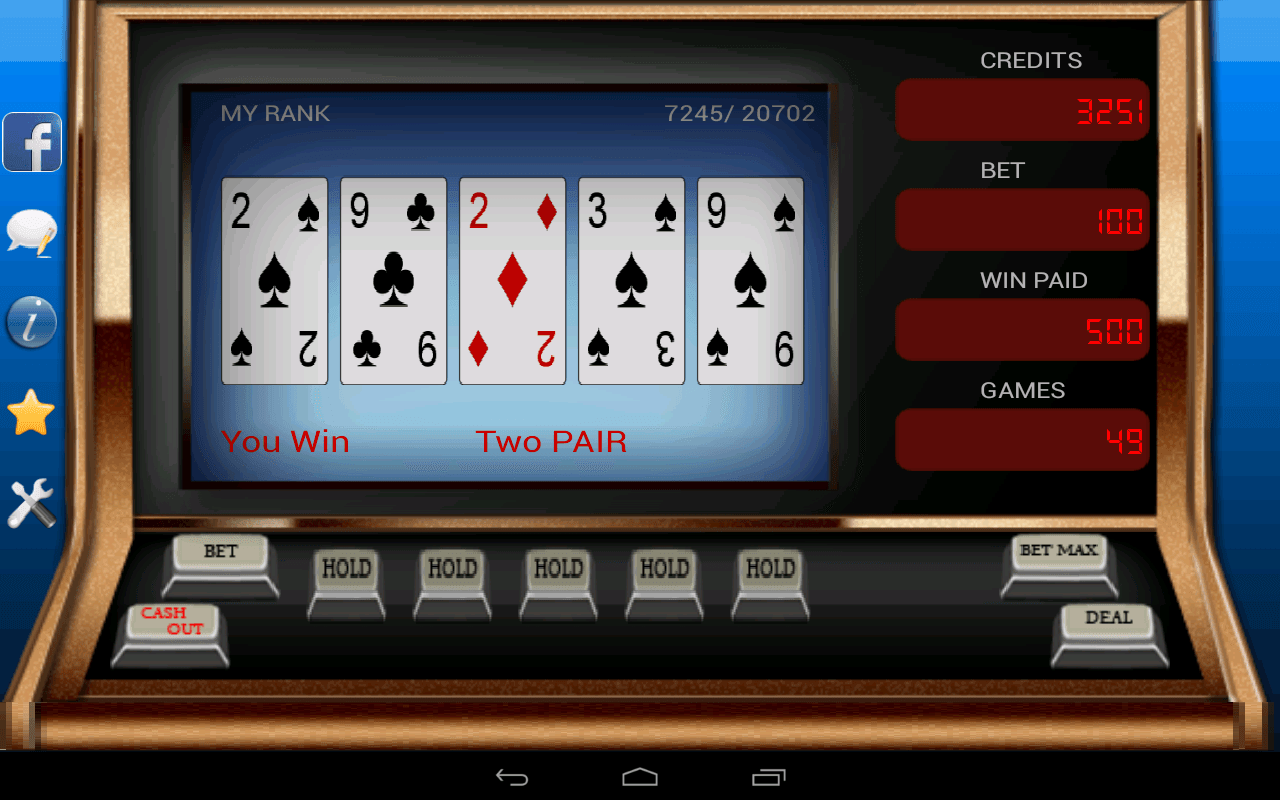 video-poker-new-play