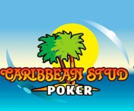Caribbean stud poker logo