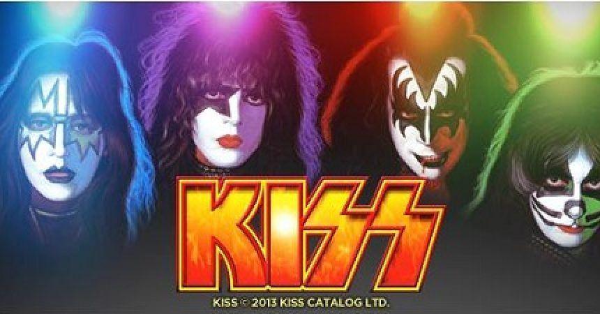 KISS Slots Online - Spela spelautomaten KISS från WMS