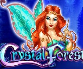 Crystal forest logo