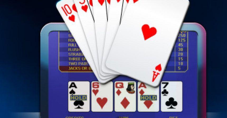 Club video poker