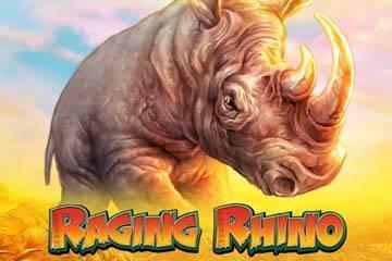 4096 sätt att vinna i Raging Rhino slot på Casumo