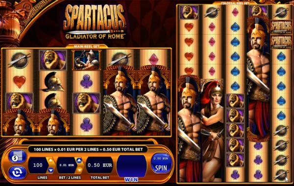 spartacus-slot