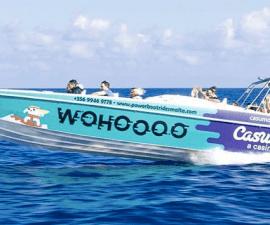 Casumo båt