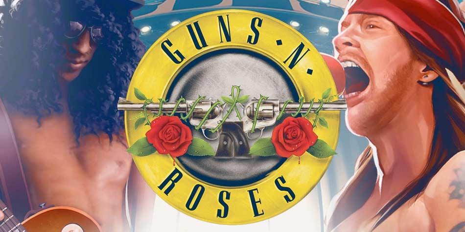 sunmaker guns roses netent