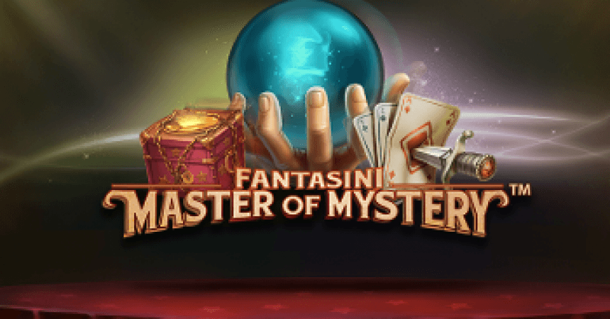 Fantasini master of mystery logo