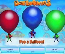 Balloonies bonus