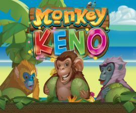 Monkey keno logo
