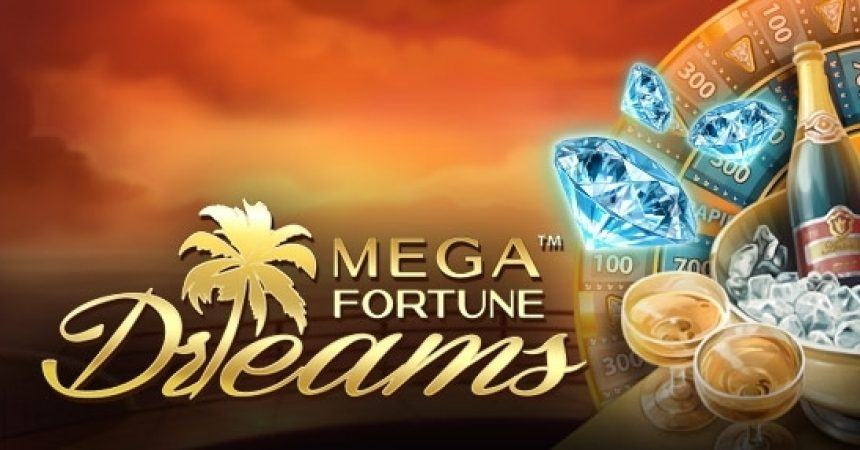 Mega fortune dreams logo