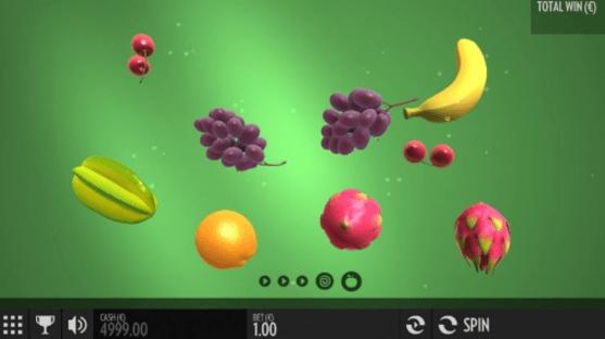 Fruit wrap slot