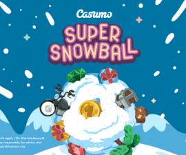 Snöbolls-kampanj på casumo samt information när det gäller uttag