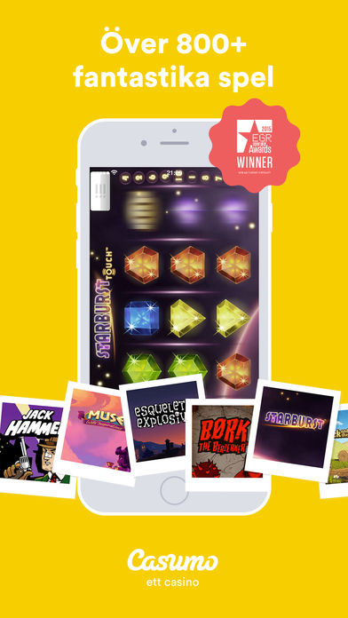 Casumo iOS app