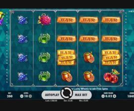 Ny fruktslot och mer på casumo casino