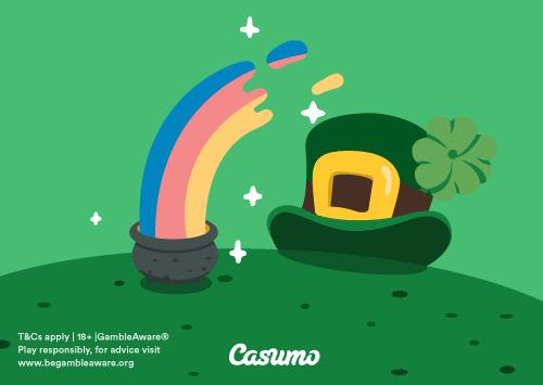 Casumo jackpott kampanj