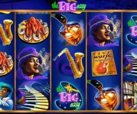 Recension av igts the big easy slot