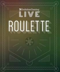 Evolution live roulette - Casumo