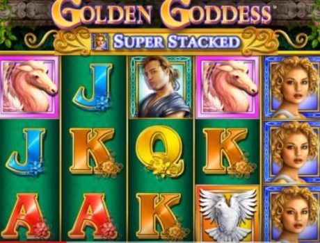 Recension av igts golden goddess slot