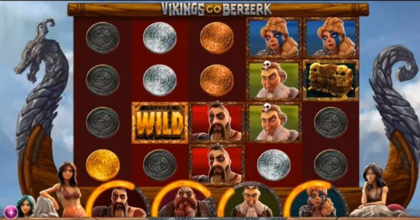 Recension av vikings go berzerk sloten