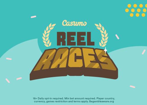 Casumo reel races
