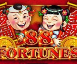 Casumo 88 Fortunes