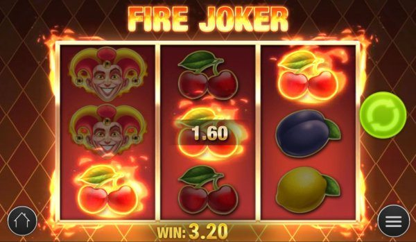 Casumo Fire Joker