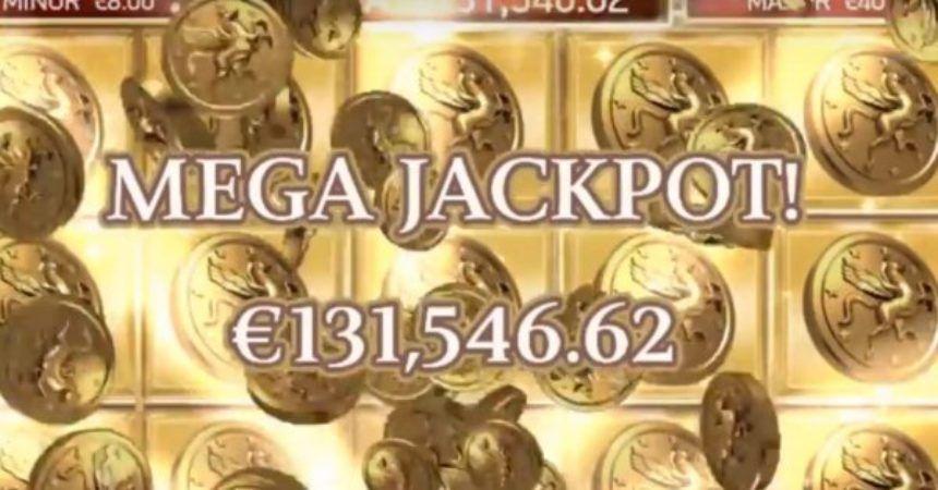 Casumo jackpot