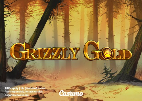 Casumo Grizzly Gold