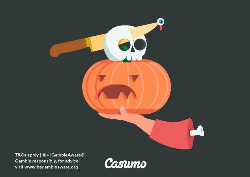 Casumo Halloween