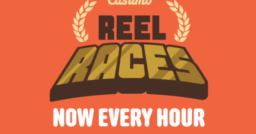 Reel races casumo